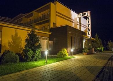 Hotel Vital****